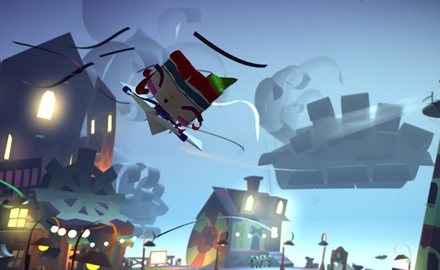 Tearaway Unfolded Coming to PS4
