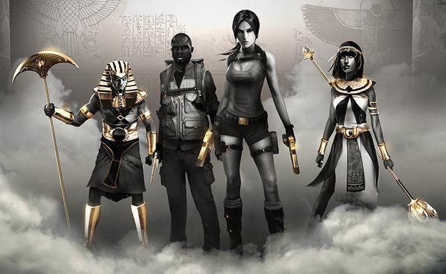 Lara Croft and The Temple of Osiris Livestream Today, Gold Edition Revealed