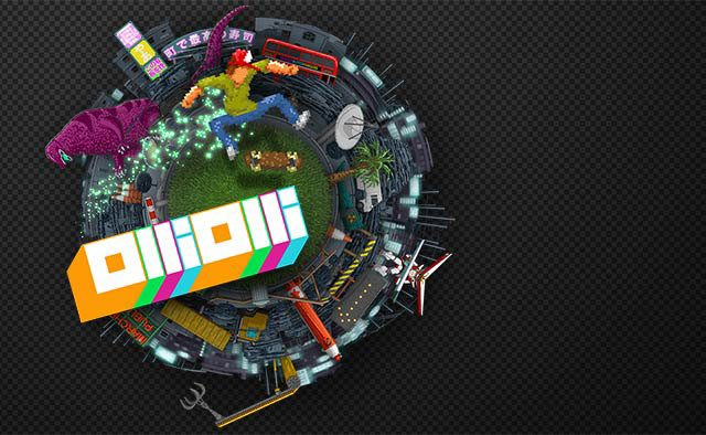 OlliOlli Out Today on PS4, PS3