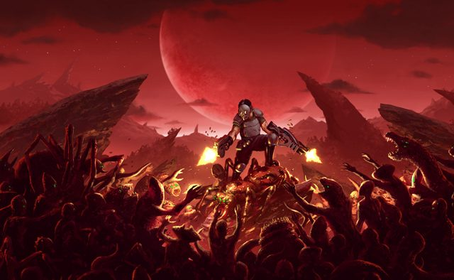 Crimsonland Launching August 19th on PS Vita