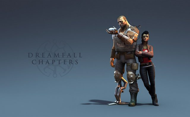 Dreamfall Chapters Coming Soon to PS4