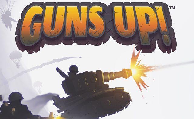 GUNS UP! Coming to PS4, PS3, PS Vita