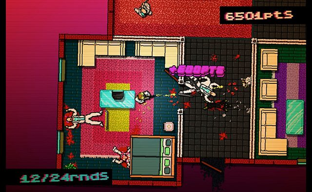 Hotline Miami Hits PS4 August 19th