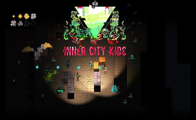 Inner City Kids Coming to PS Vita Next Spring