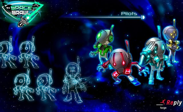 In Space We Brawl Coming to PS4, PS3