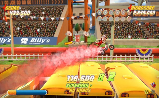 Joe Danger Coming to PS Vita on September 2nd