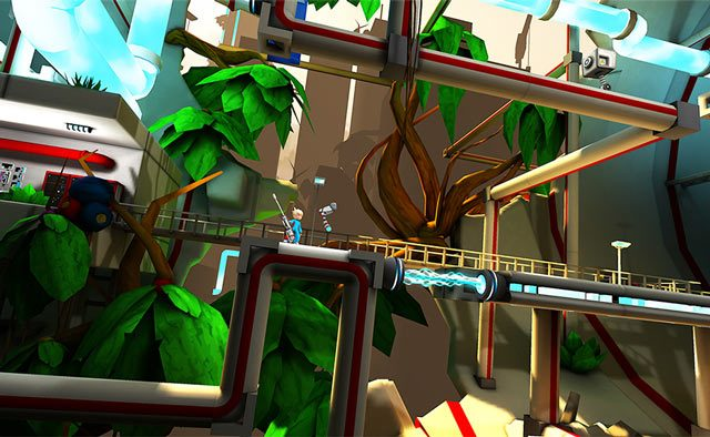 Kick & Fennick on PS Vita: New Details & Trailer