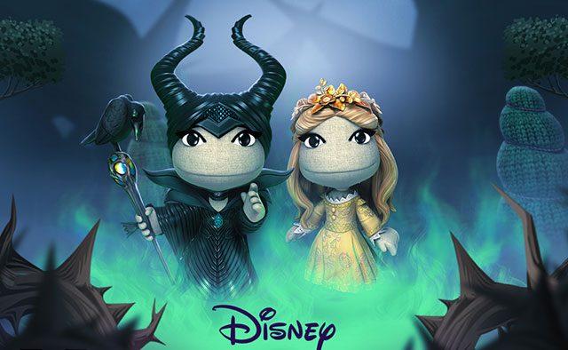 LittleBigPlanet Update: Disney's Maleficent Minipack