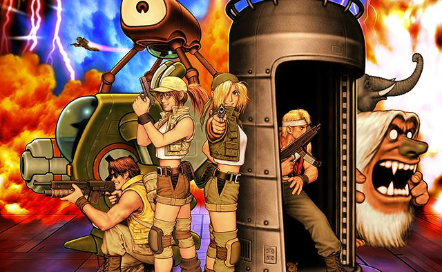 Metal Slug 3 Coming to PS4, PS3, PS Vita This Winter