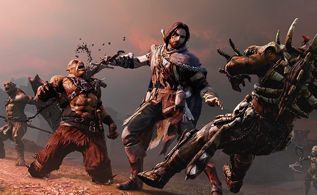 Hands-on with Middle-earth: Shadow of Mordor on PS4