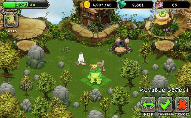 My Singing Monsters Out Today