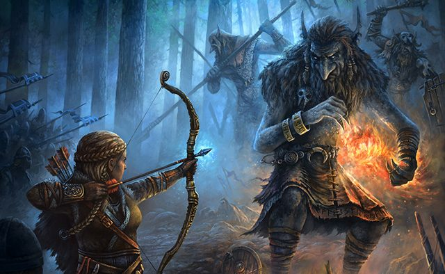 Fantasy RPG Runemaster Makes Console Debut on PS4