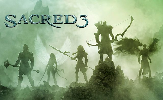 Sacred 3 Out Today on PS3
