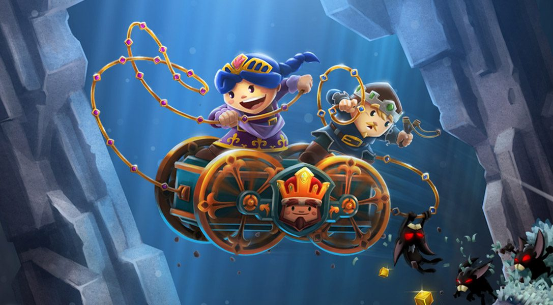 How PS4 platformer Chariot hopes to stand out from the crowd