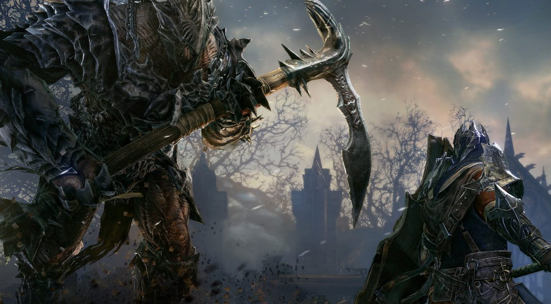 Just how hard is PS4 action RPG Lords of the Fallen?