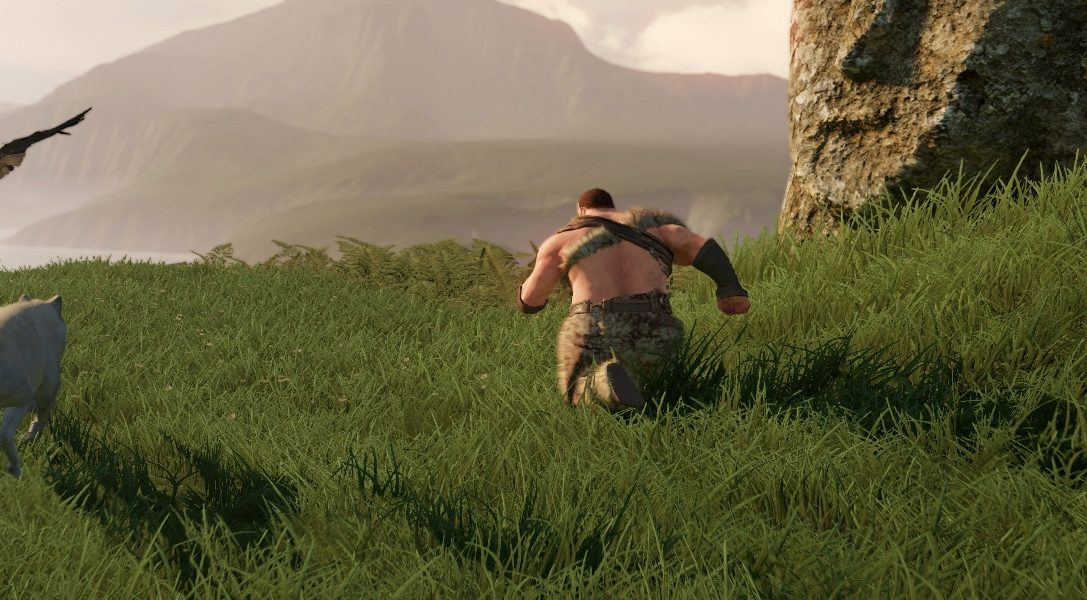 Introducing WiLD, a PS4 exclusive from Rayman creator Michel Ancel