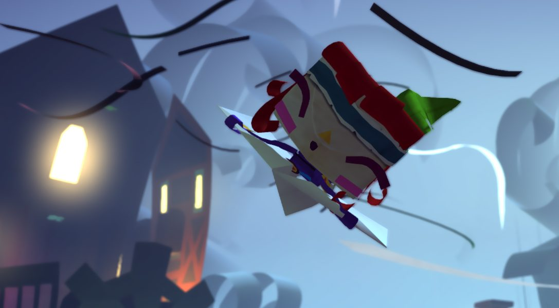 Tearaway Unfolded unveiled for PS4 at Gamescom 2014