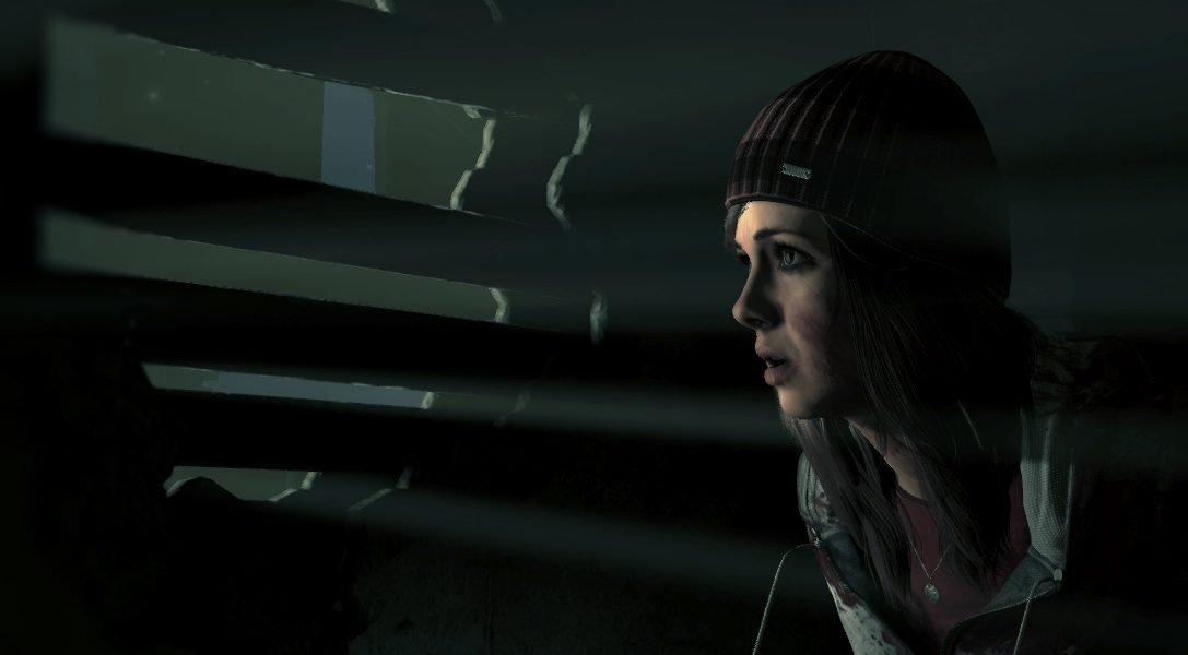 Until Dawn unveiled for PS4 at Gamescom 2014