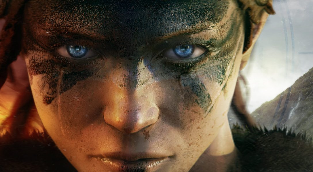 Hellblade Announced For Ps4 From Heavenly Sword Studio Ninja