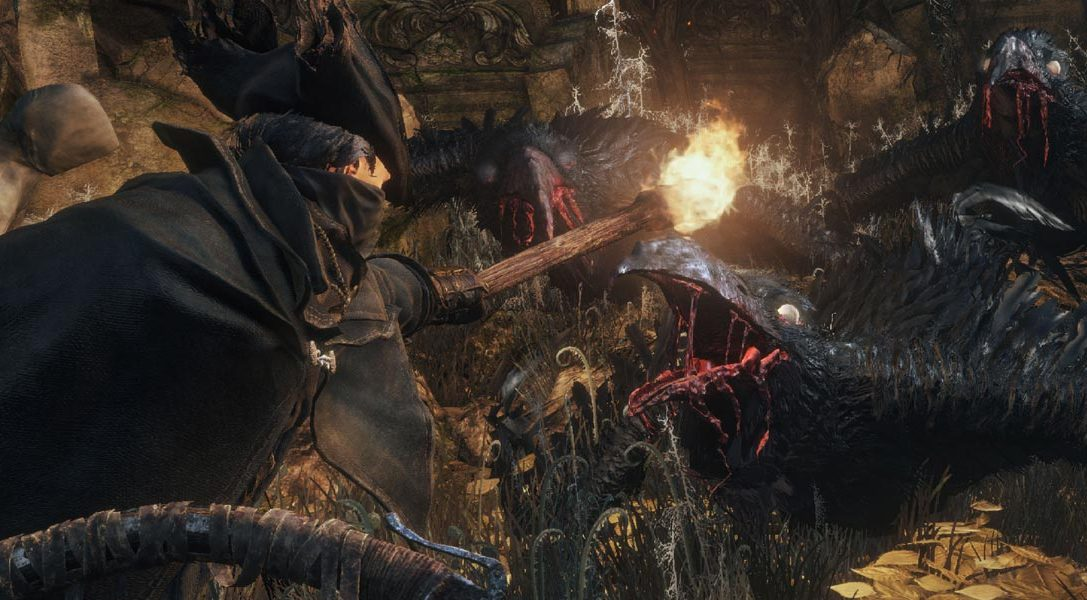 Bloodborne gameplay trailer unveiled at Gamescom 2014