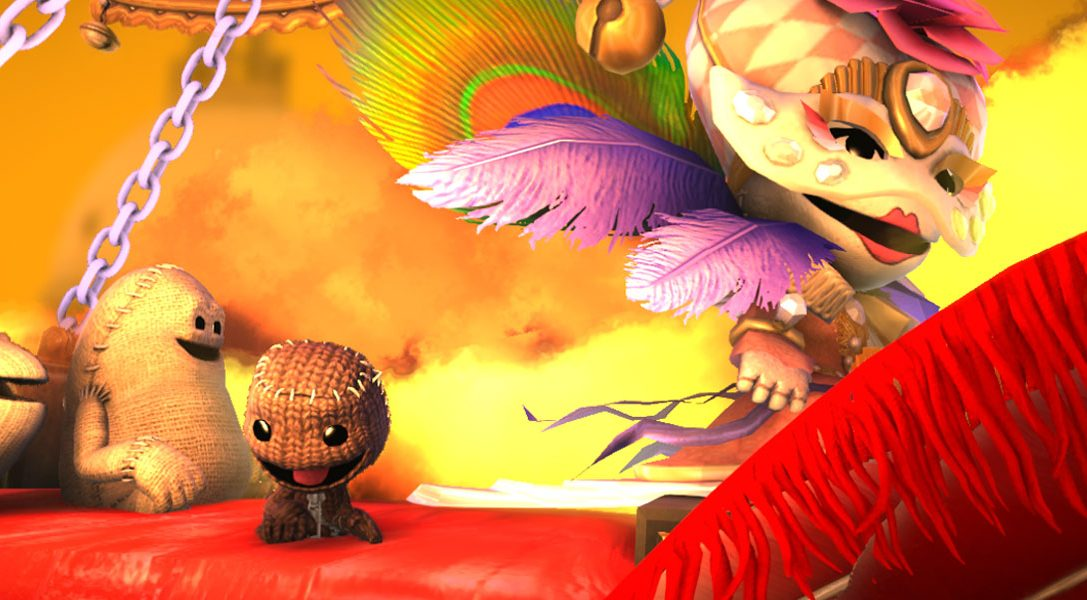 LittleBigPlanet 3: New create tools and features detailed