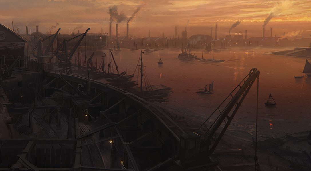 New The Order: 1886 trailer makes its debut at Gamescom 2014