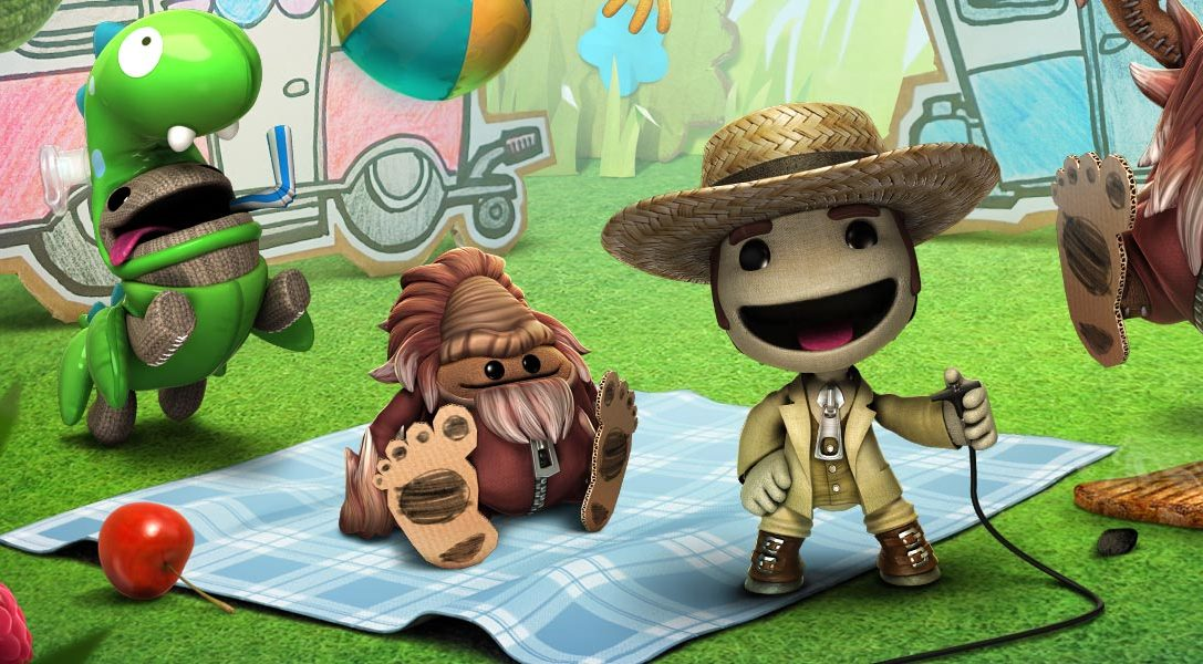 LittleBigPlanet 3 pre-order extras detailed