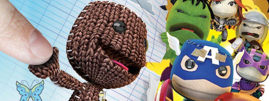 LittleBigPlanet PlayStation Vita Marvel Super Hero Edition launches this November