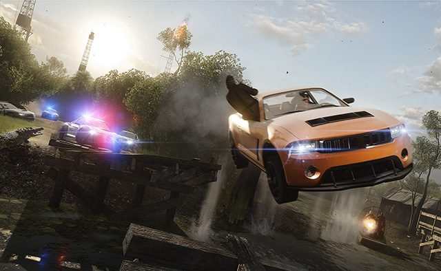 How Battlefield Hardline Takes Cues from Hollywood