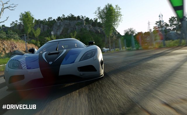 DRIVECLUB: Free DLC Schedule Detailed