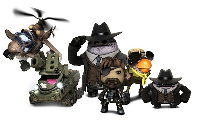 LittleBigPlanet 3: MGS and The Order: 1886 Costumes En Route!