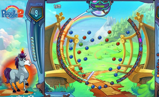 Peggle 2 Hits PS4 on October 14th, Livestream Tomorrow