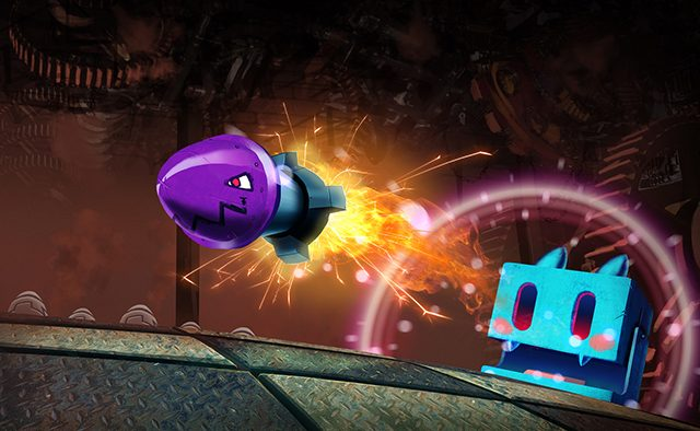 Pix the Cat: PS4 Exclusive Arena Mode Detailed