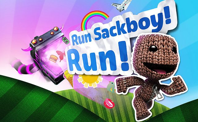 Run SackBoy! Run! Coming to PS Vita, Mobile Devices