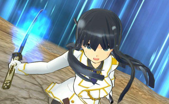 Senran Kagura Shinovi Versus Hits PS Vita on October 14th