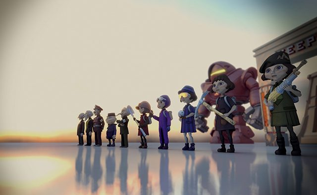 The Tomorrow Children: New Gameplay Details