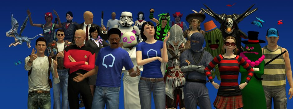 PlayStation Home update: A walk in the park