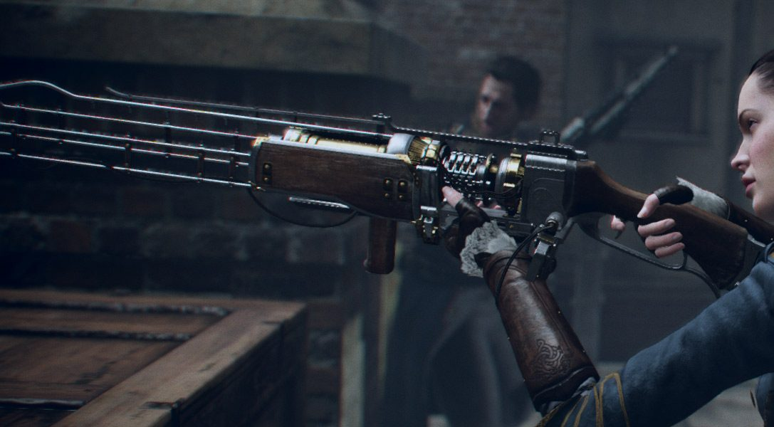 New The Order: 1886 video focuses on weapons and combat