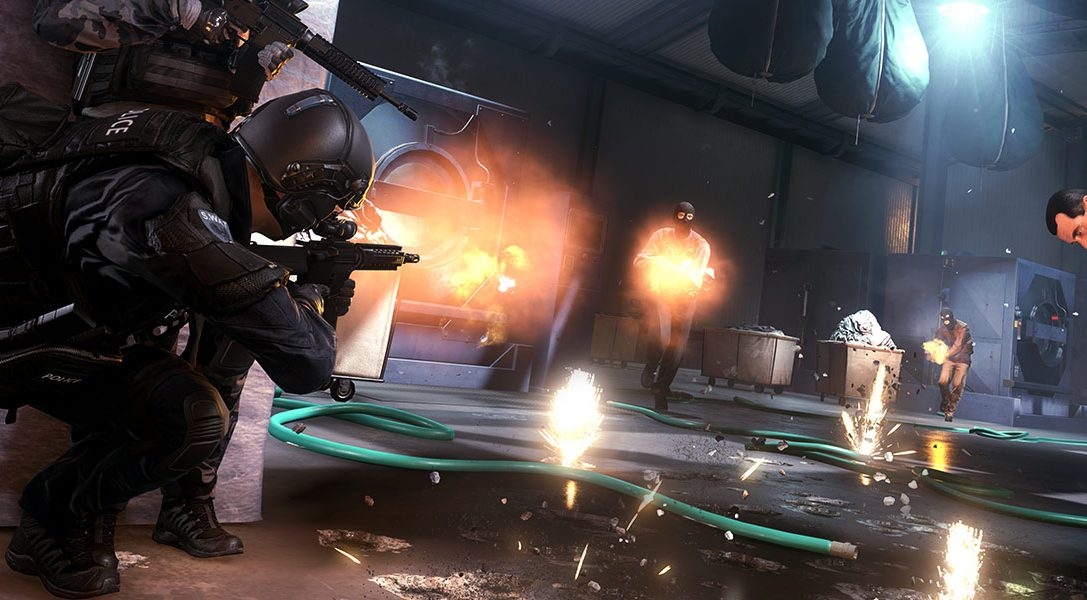 How Battlefield Hardline's single player campaign is taking cues from Hollywood