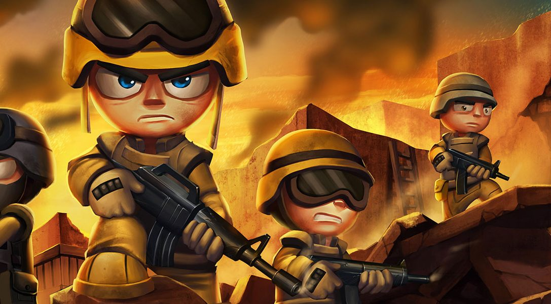 New Tiny Troopers Joint Ops trailer makes its debut