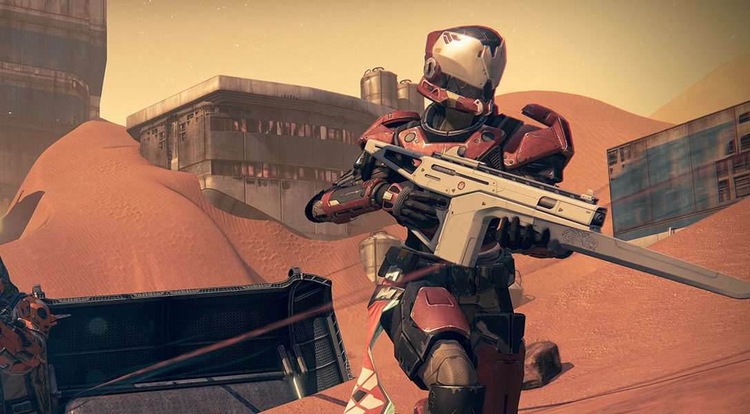New Destiny video showcases PlayStation-exclusive Dust Palace co-op mission