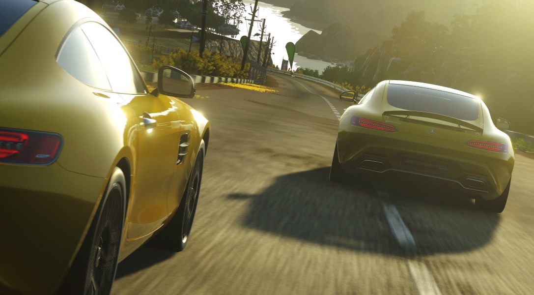 Which wheels work with DRIVECLUB?