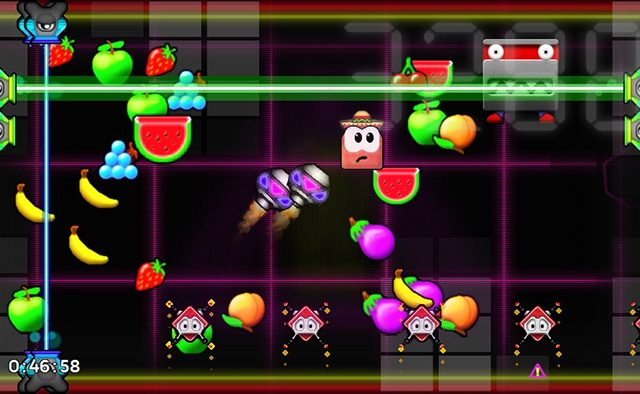 How to Get a High Score in Don't Die, Mr. Robot! on PS Vita
