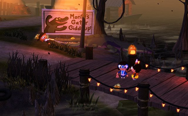 Costume Quest 2 Spooks PS4, PS3 Today