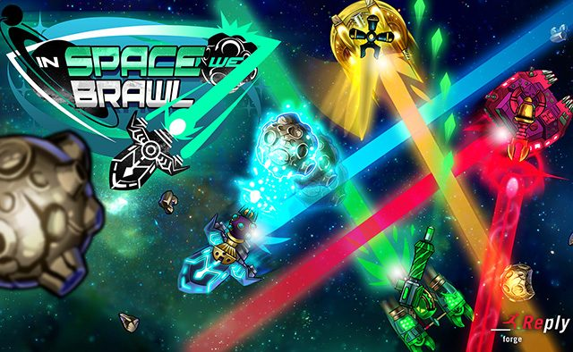 In Space We Brawl Storms PS4, PS3 Tuesday