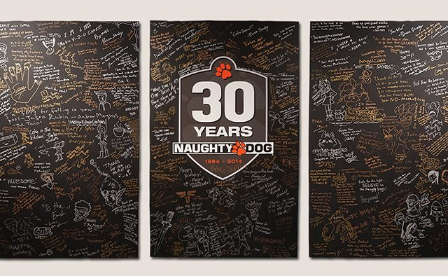 Naughty Dog 30 Year Anniversary Gallery Show Recap, Future Plans