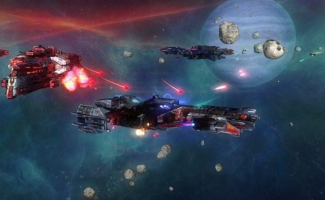Rebel Galaxy on PS4: A Backwater Universe