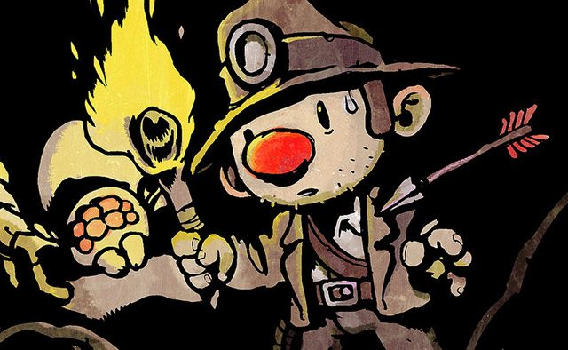 Spelunky Coming to PS4 Tuesday