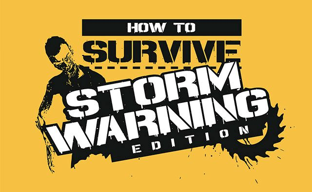 How to Survive: Storm Warning Edition Coming to PS4 11/4