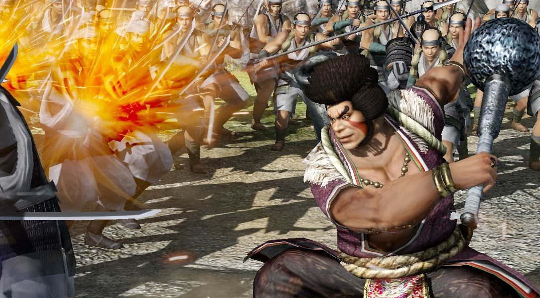 Samurai Warriors 4 marches onto PS4, PS3 and PS Vita this week